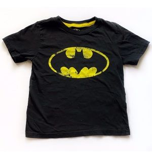 Old Navy Batman Graphic T-Shirt Size 4T